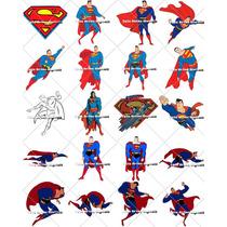 Vetores E Imagens Super Homen - Corel Adesivo Impressão