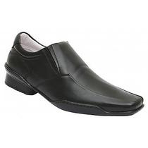 Sapatos Masculinos Em Couro Legítimo Pelica De Carneiro