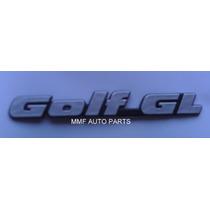 Emblema Golf_gl - Para Volkiswgen Golf - Mmf Auto Parts