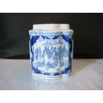 Porcelana Antiga Chinesa Anos 40 Falta A Tampa