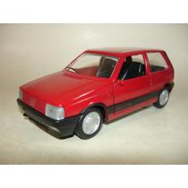 Fiat Uno 1.5 R 1988/89 Carros Do Brasil Classicos 2 1:43