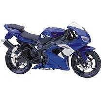 Miniatura Moto Maisto 1:18 Yamaha R1 - 12 Cm Frete Gratis