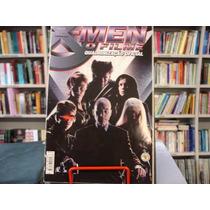 Gibi X-man O Filme - Quadrinização Oficial - Abril 2000