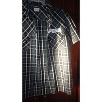 Camisa Pena Nova Bordada