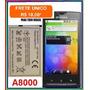 Bateira Importada Do Smartfone A8000 Da China