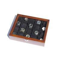Caixa, Porta, Estojo P/ Relógios - 20 Casulos