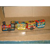 = Brinquedo De Lata = Trem Union Pacific Express Made Japan
