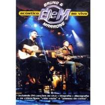 Dvd Bruno & Marrone - Acústico Ao Vivo