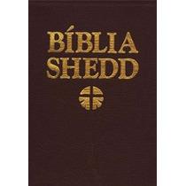 Bíblia Shedd - Bordô