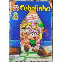 Gibi Turma Da Mônica- Cebolinha- Número 22- Panini