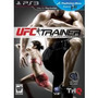 Box Lacrado Jogo Ufc Personal Trainer + Leg Para Ps3 Ps Move