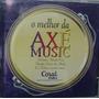 Cd - Axé Music - Tintas Coral - Frete Gratis
