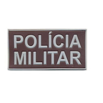 Emborrachado Costas Polícia Militar