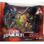 Lara Croft Vs S.i. M.o.n. - Playmates - Tomb Raider