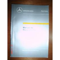 Manual Reparações Mercedes Suspenção Eixo Dianteiro Caminhão