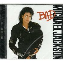 Michael Jackson Bad - Edição Especia