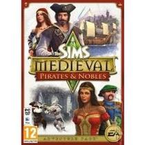Jogo Lacrado The Sims Medieval Pirates & Nobles Pra Pc E Mac