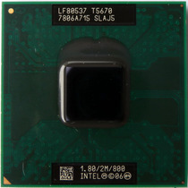 Processador Core 2 Duo T5670 Notebook Dell Vostro 1310 /1510