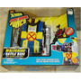 Wolverine Battle Base - Armadura Ataque - Marvel Toy Biz