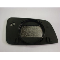 Lente Com Base P/retrovisor Novo Vw Golf 2013