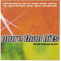More Than Hits - Coletanea Pop - Cd