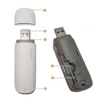 Mini Modem Usb 3g Desbloqueado Quadriband-todas Operadoras
