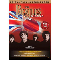 The Beatles : Live At Budokan 1966 - Dvd Lacrado