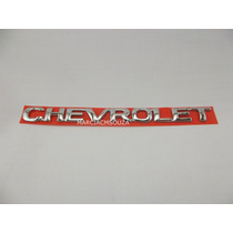 Emblema Chevrolet Kadett Corsa Vectra Omega Cromado 96/01