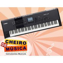 Teclado Yamaha Motif Xf8 Na Cheiro De Música Loja Autorizada