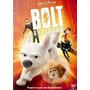 Dvd Bolt O Supercão - Frete Grátis