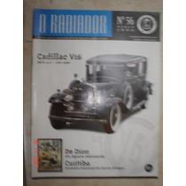 Revista O Radiador Coleção Auto Antigo Classicos Hot Lote 4r