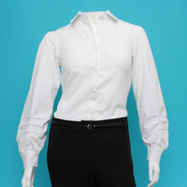 Camisa Manga Bufante - Lily Marie (9173)