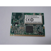 Placa Pci Express Wireless Itautec W7635