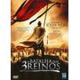 Dvd A Batalha Dos 3 Reinos - John Woo Lacrado Original