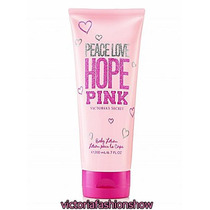 Enormeee!!hidratante Hope Pink Peace Love Victoria S Secret