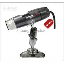 Microscopio Digital 2mp 8 Led 800x Usb Camera Frete Gratis