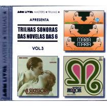 Maria Maria/a Sucessora/memórias De Amor (cd Lacrado/raro)