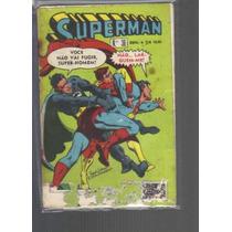 Superman Numero 36 - Editora Ebal