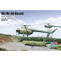 Hobbyboss-helicoptero Russo Mil Mi-4a Hound
