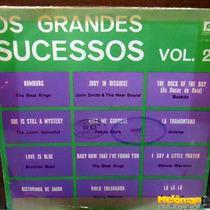 Vários Artistas 1968 Os Grandes Sucessos Vol. 2 Lp