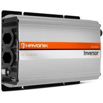 Inversor 1200w Conversor Tensão 12v P/ 220 Veicular Hayonik