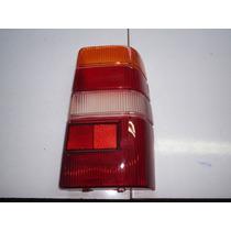 Lente Lanterna Traseira Fiorino / Elba 86 À 03 - Nova