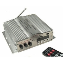 Som Automotivo Amplificador Sd Usb Mp3 Fm+fréte Grátis!