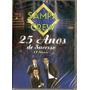 Dvd Sampa Crew - 25 Anos De Sucesso ( O Show ) - Novo***