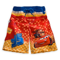 Short Bermuda Carros Praia Piscina Surf Disney 5/6 Original