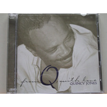 * Cd Quincy Jones From Q, With Love