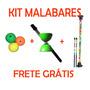Kit Malabares Buena Omda - Frete Grátis Para Todo Brasil