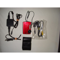 Câmera Digital Olympus Tough-3000 + Case + Carregador + Aces