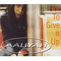Cd-single-aaliyah-got To Give It Up, usado comprar usado  Niterói