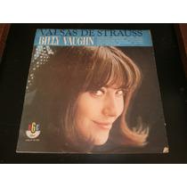 Lp Billy Vaughn - Valsas De Strauss, Disco Vinil, Ano 1965